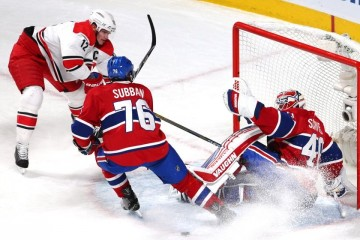 p.k.-subban-ben-scrivens-eric-staal-nhl-carolina-hurricanes-montreal-canadiens-850x560